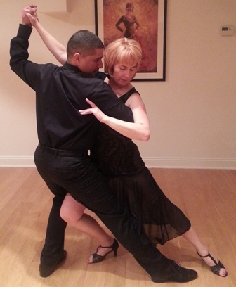 Tango at Candace Dance Chicago