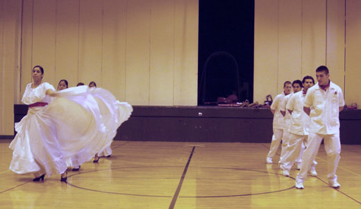 Cumbia dance lessons and classes